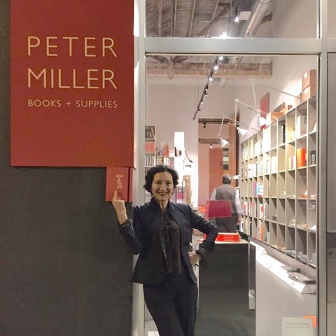 At the exclusive Peter Miller in Seatle WA.
